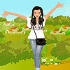Gaby farm dress up A Free Dress-Up Game
