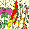 Parrot on the tree coloring