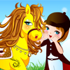 Pony Ride A Free Dress-Up Game