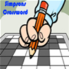Simpsons Crossword Puzzle A Free Word Game