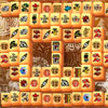Free-Game-Land.com  presents new addictive variation of mahjong game. Click at the same items with two adjacent opened sides to delete them. Level completed if no any items at the screen. There are a high number of levels and nice, picturesque graphics.