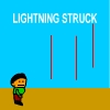 Lightning Struck A Free Action Game