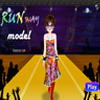 Run Way Model Dress Up