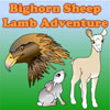 A Desert bighorn sheep lamb got lost from its herd.  You must help her find the way back to them but there may be dangers to avoid and obstacles to get around.