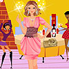 Lisa party dress up A Free Dress-Up Game