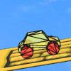3D Orange Car A Free Driving Game