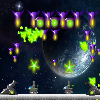 Aliens are coming! A Free Action Game