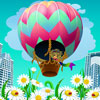 join Mina in her sky adventure and have fun above the city