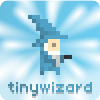 Tiny Wizard A Free Action Game