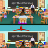 Classroom Spot The Differences A Free Dress-Up Game