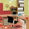 Office Room A Free Customize Game