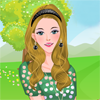 Flower Picking with My Baby Dress Up A Free Customize Game