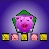 The aim of this game is to blast all different colors of pigs as per the rules of each level.we have three chances to complete this game,otherwise game will be over.