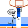 Basket Troll A Free Sports Game