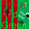 In this game you need to use your power over the color of red and green to stop the evil red and green monsters that will try to destroy the color world, but remember only red hurts red and green hurts green!