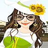 Flower girl makeup A Free Dress-Up Game