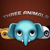Three Animals A Free Action Game