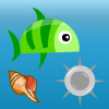 Fish Dodge A Free Action Game