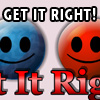 GET IT RIGHT! A Free Puzzles Game