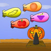 Enemy Planes are coming to destroy Pumpkin`s Home Land, but the pumpkin is not going to let this happen.