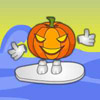 Pumpkin Water Ski A Free Action Game