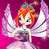 Queen Bloom A Free Dress-Up Game