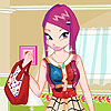 Roxy Elegant Girl A Free Dress-Up Game