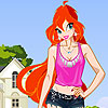 Bloom Spring Girl A Free Dress-Up Game