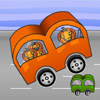 Pumpkin Car A Free Action Game