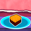 Peanut Butter and Dark Chocolate Fudge A Free Customize Game