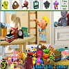Kids Cartoon Room Hidden Objects