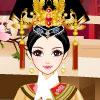 Elegant Chinese Princess A Free Dress-Up Game