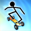 Stickman Mountainboard A Free Action Game