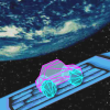 3D Space Car A Free Driving Game