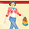 Beth shopping dress up A Free Dress-Up Game