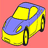 Best and fast car coloring