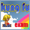 Kung fu exam A Free Action Game