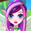 Flower Fairy Hairstyles A Free Dress-Up Game