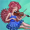 Amusix Violin A Free Puzzles Game