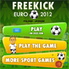 Euro2012 A Free Shooting Game