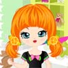 Fruity Cute Girl A Free Dress-Up Game