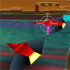 Futuristic 3D racer on worm-hole ended tracks. Pick up power boosts and weapons. Deploy missiles and heat-seeking missiles against your opponents to earn points to upgrade the ship you chose.