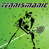 Tennismanic A Free Action Game