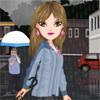 Its Raining Out A Free Dress-Up Game