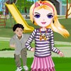 Playing Tag A Free Dress-Up Game