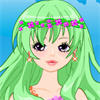 Flower Princess A Free Dress-Up Game
