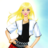 Beautiful Blonde Girl A Free Dress-Up Game