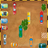In this car driving game your job is to park your car in the designated parking spot as quickly as you can, but avoid damaging other cars or walls. You have just one life in this game.