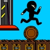 Super Ninja Sushi Barrel Jumper A Free Action Game
