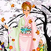 Best kimono dress up Game.